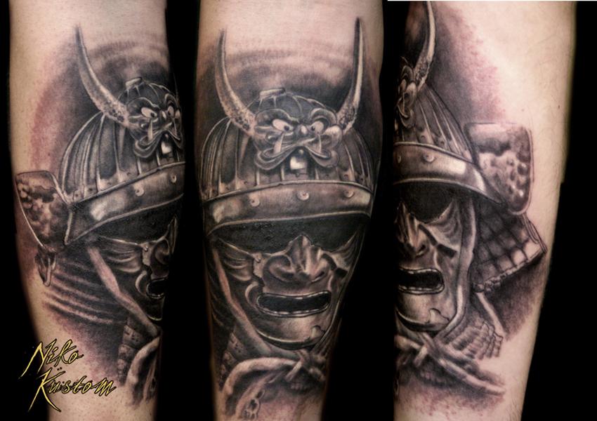 Niko S Latest Tattoos Tatouage Paris Kustom Tattoo