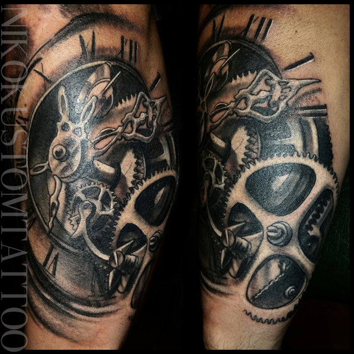 derni res creations de niko tatouage paris kustom tattoo. Black Bedroom Furniture Sets. Home Design Ideas