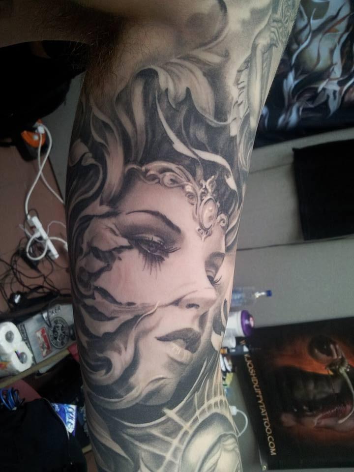 London Tattoo convention - Tatouage Paris Kustom Tattoo