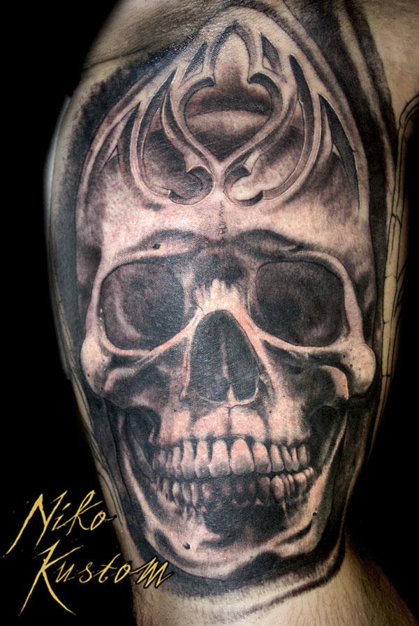 Niko's latest tattoos