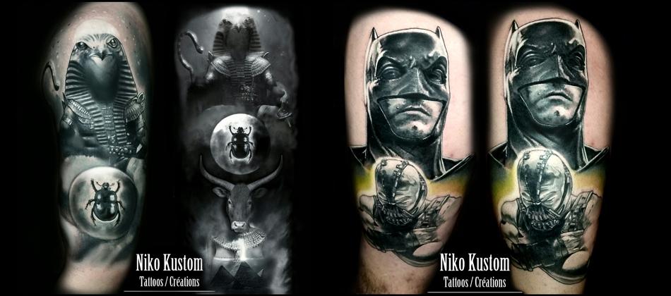 Accueil Tatouage Paris Kustom Tattoo Le Studio De Tatouages A Paris