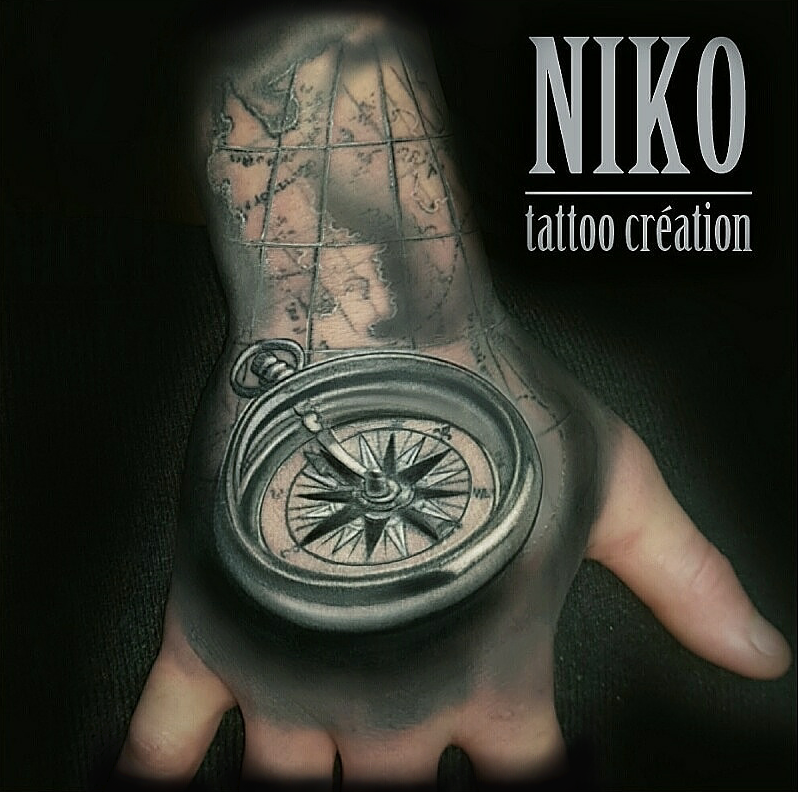 New Tattoos By Niko Tatouage Paris Kustom Tattoo