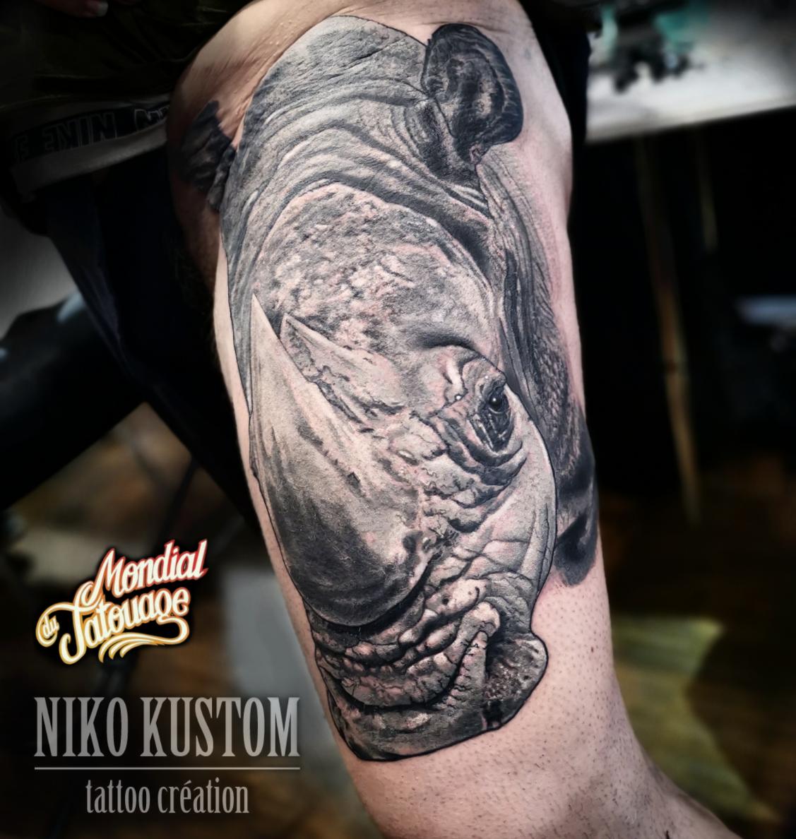Mondial du tatouage 2019 , Paris Tattoo convention