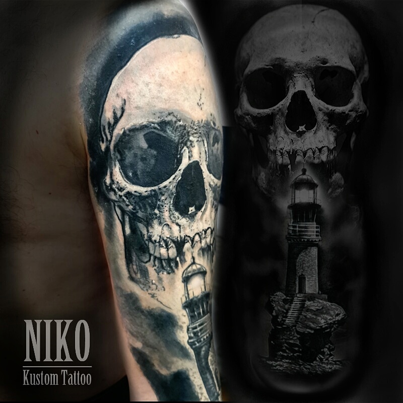 Nouveaux tatouages réalisés par Niko