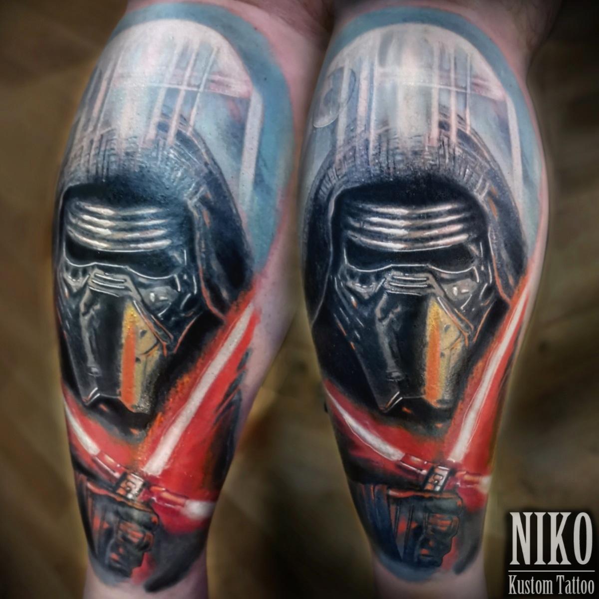 Derniers tatouages réalisés par Niko