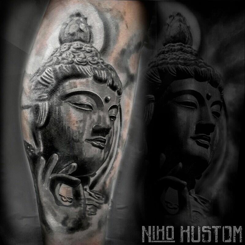Niko's new tatoos